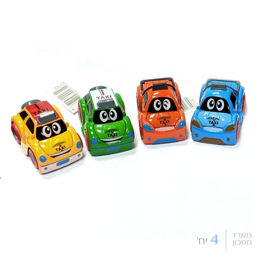 מכוניות לילדים מתכת