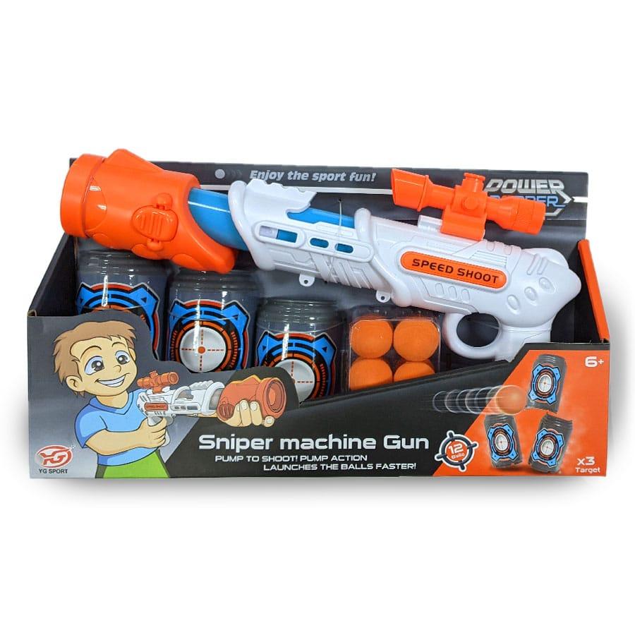 רובה כדורי ספוג